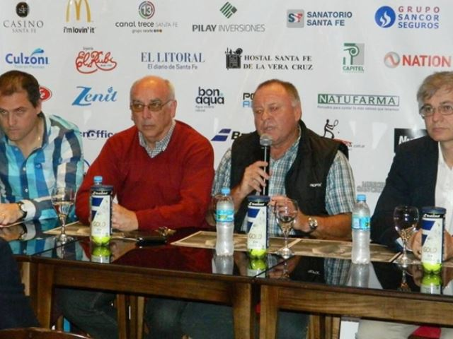 Circuito Tenis : Saber mas santa fe lanzamiento del circuito tenis profesional