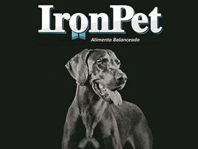 Iron Pet Vertical