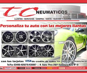 TC neumáticos